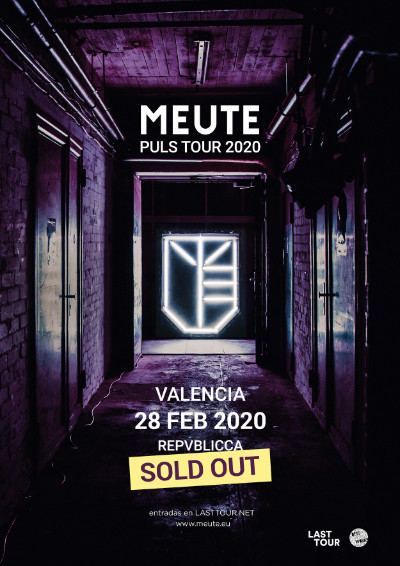 Meute_sold out_valencia-2020
